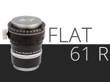 William Optics Flat61R Reducer Flattener with Rotator