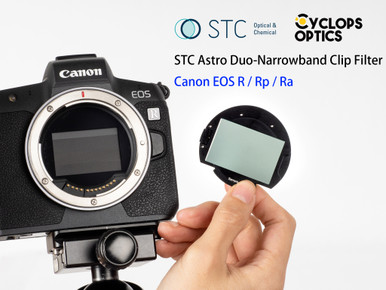 STC Astro Duo-Narrowband Clip Filter for Canon EOS R, Rp & Ra