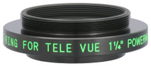 """TeleVue T-Ring Adapter for 1.25"""" PowerMate"""