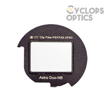 STC Astro Duo-Narrowband Clip Filter (Pentax APS-C) + FREE Shipping + FREE LensPen