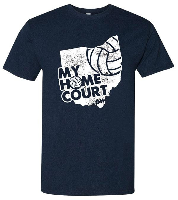 My Home Court SS- Ohio