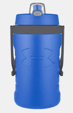 UA Sideline 64oz Water Bottle- Royal