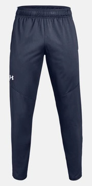 UA Men's Rival Knit Pant- Navy