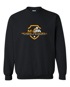 MVBTA Crew Neck Sweatshirt- Black