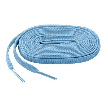Mizuno Shoelaces- Carolina Blue