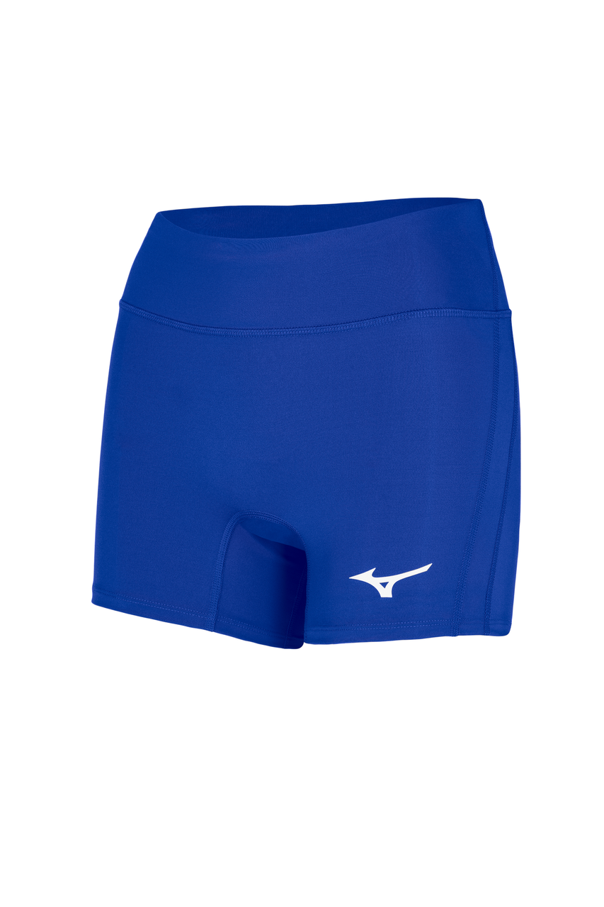 Mizuno Women's Elevated Short- Royal