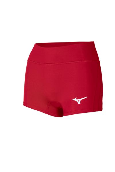 Mizuno Women's Apex Short- Red