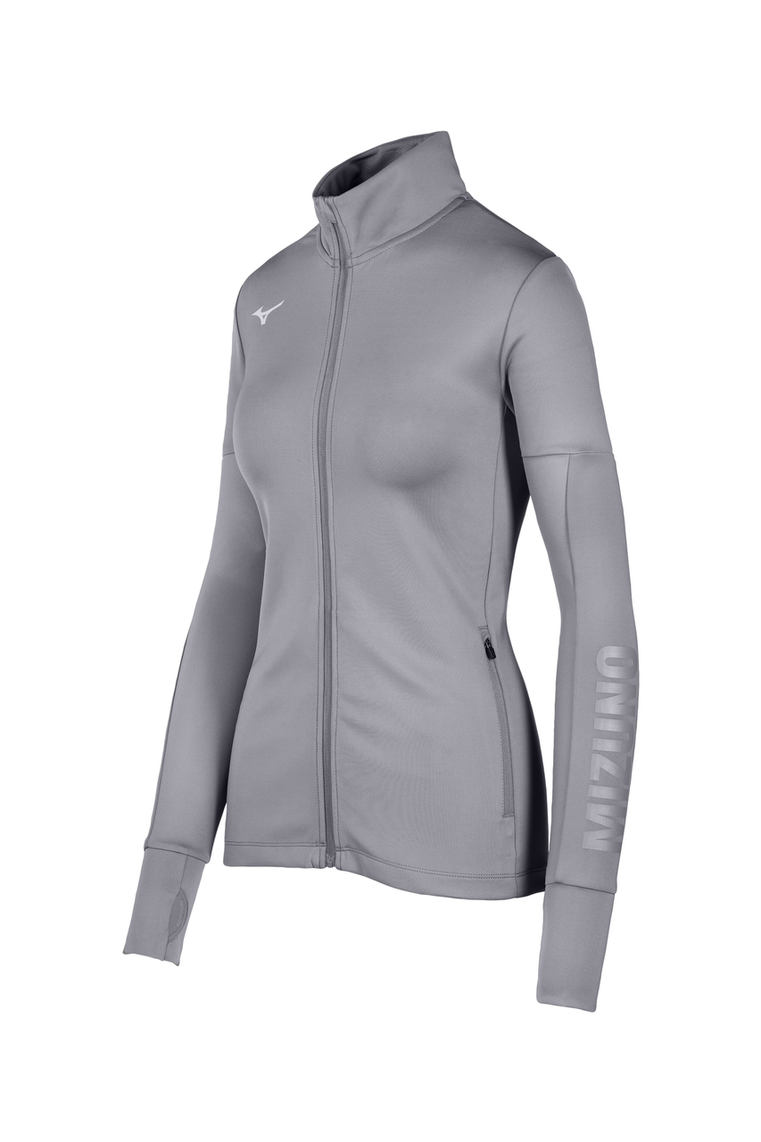 Mizuno Women's Alpha Quest Jacket- Shade
