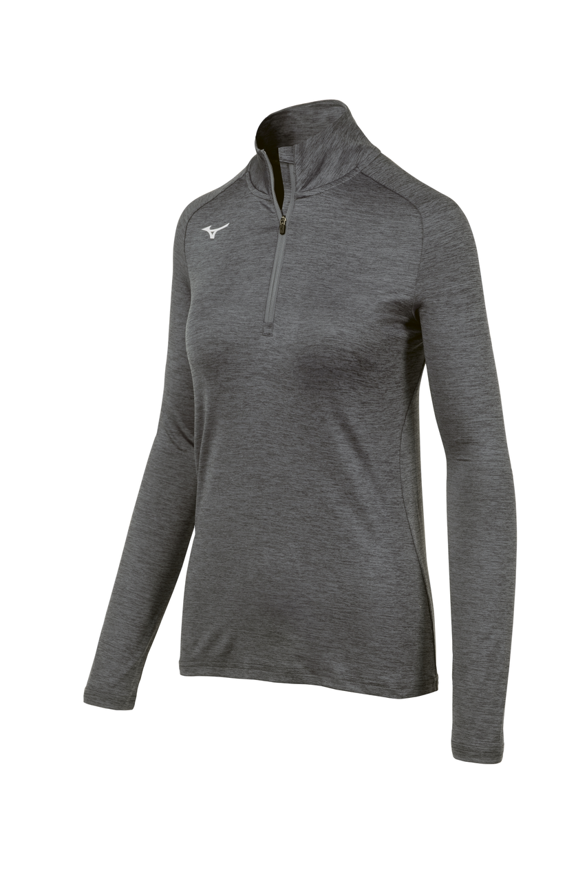 Mizuno Women's Alpha 1/2 Zip- Shade