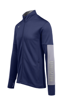 Mizuno Men's Alpha Quest Jacket- Navy
