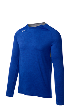 Mizuno Women's Alpha Long Sleeve- Royal