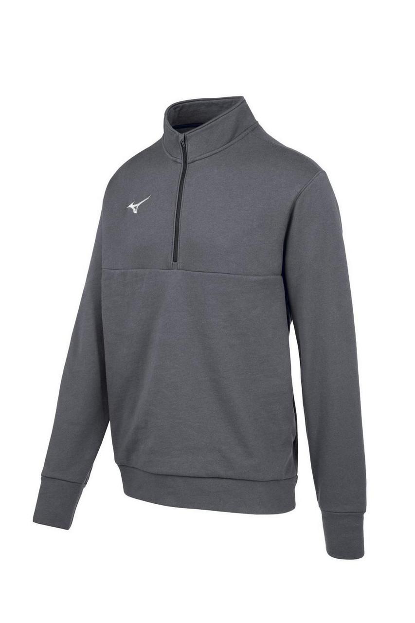 Mizuno  MZ1 1/4 Zip Fleece Pullover- Shade