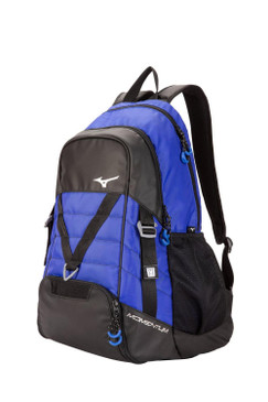 Mizuno Momentum Backpack- Royal
