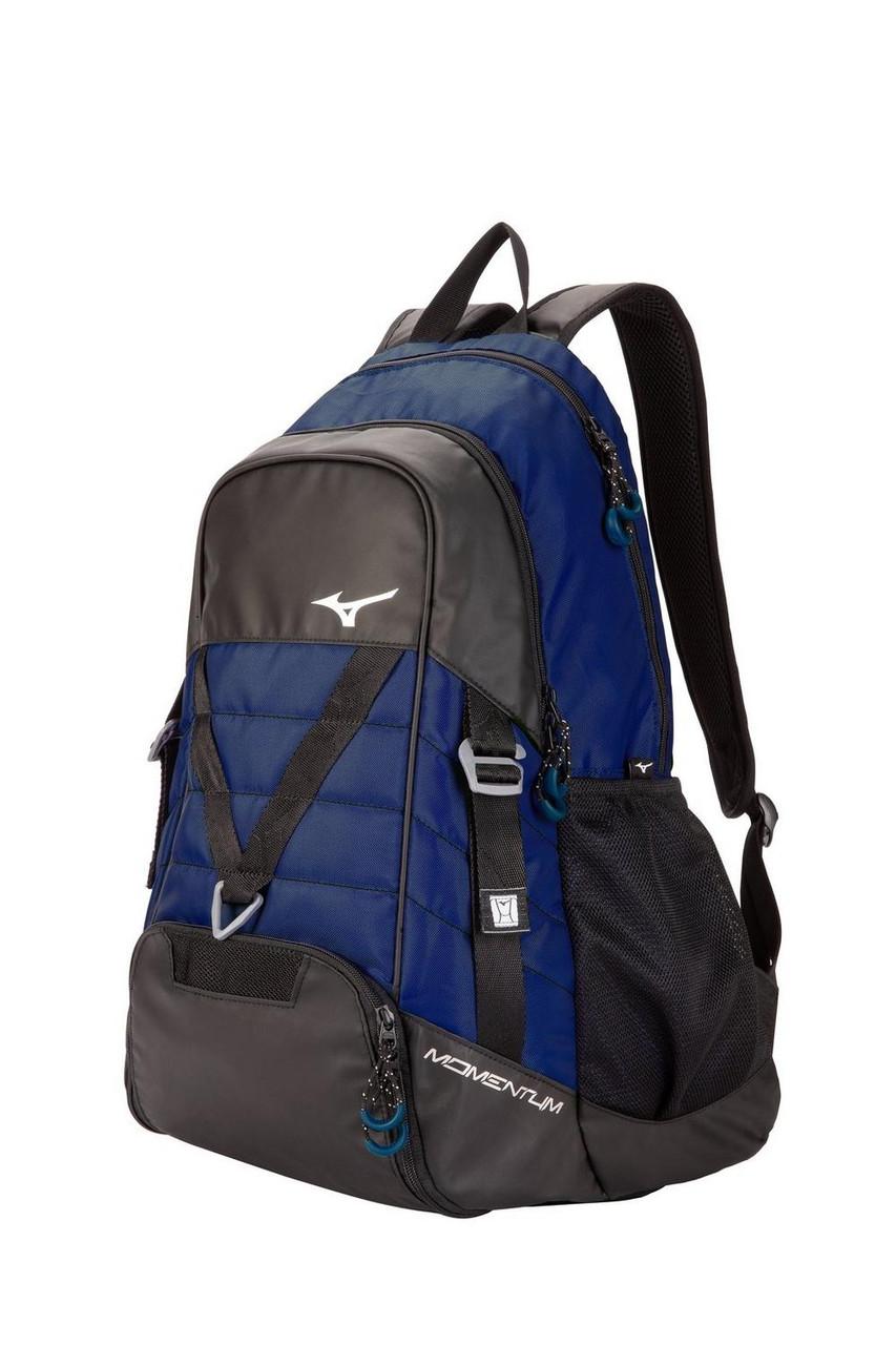 Mizuno Momentum Backpack- Navy