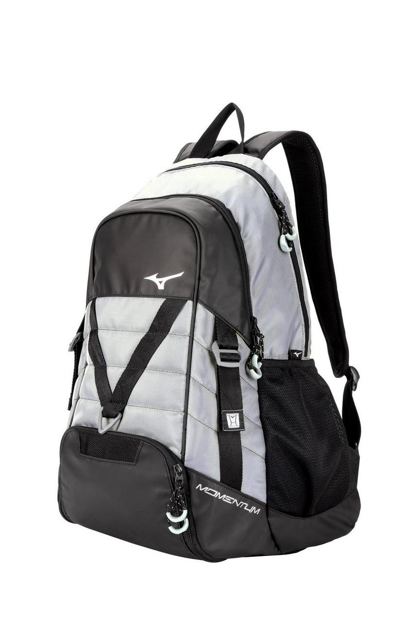 Mizuno Momentum Backpack- White