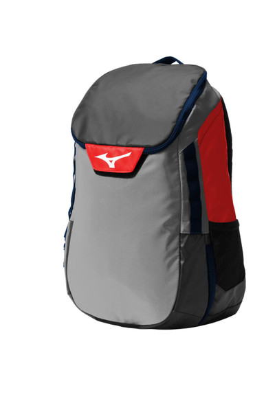 Mizuno Crossover Backpack X- Navy/Red