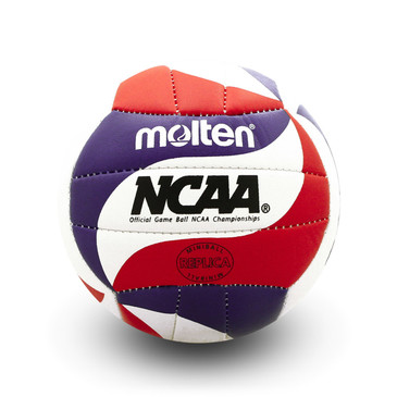 Molten Mini Volleyball- NCAA Swirl