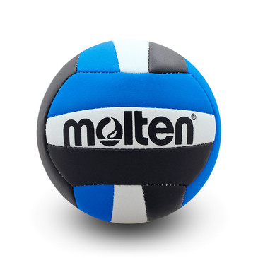 Molten Mini Volleyball- Black/Blue