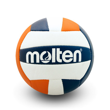 Molten Mini Volleyball- Navy/Orange