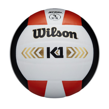 Wilson K1 Gold- Orange/White/Black