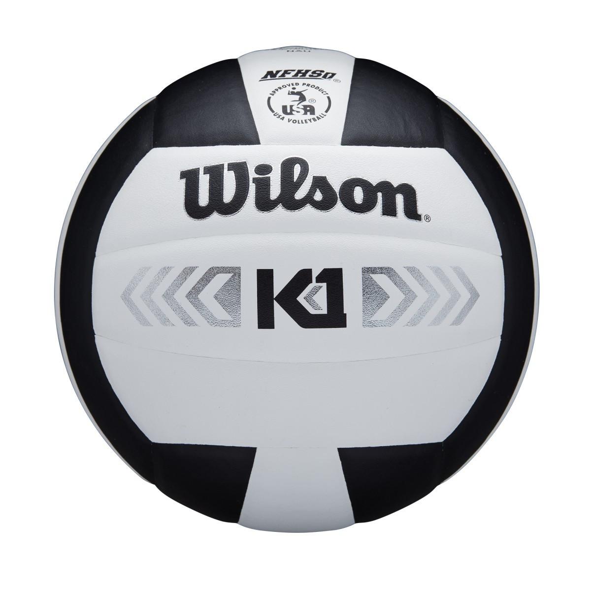 Wilson K1 Silver- Black/White