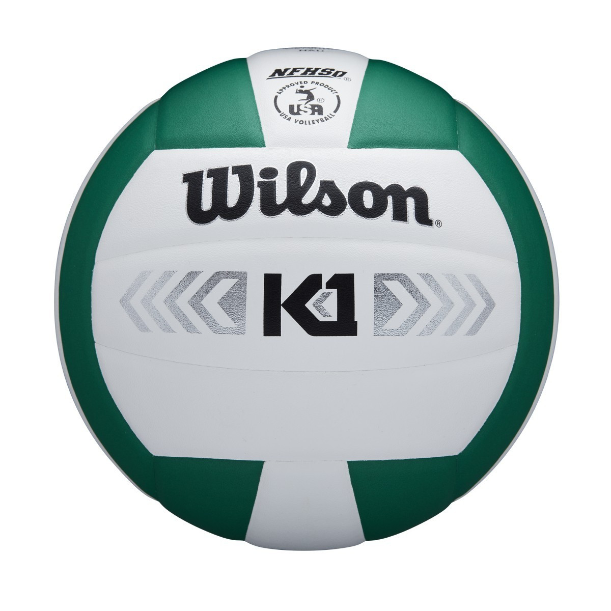 Wilson K1 Silver- Green/White