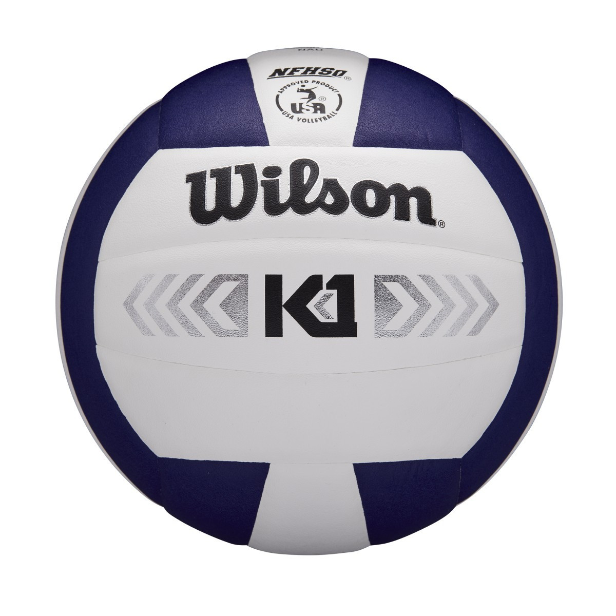 Wilson K1 Silver- Purple/White