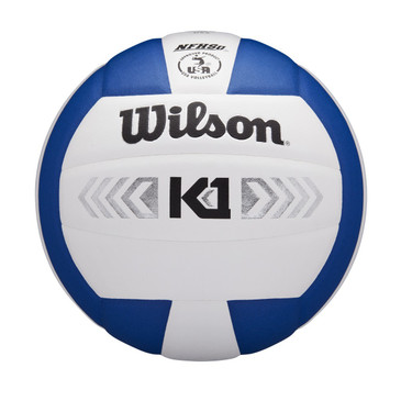 Wilson K1 Silver- Royal/White