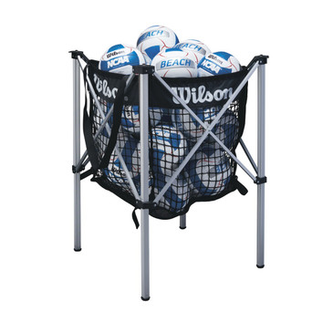 Wilson Beach Ball Cart