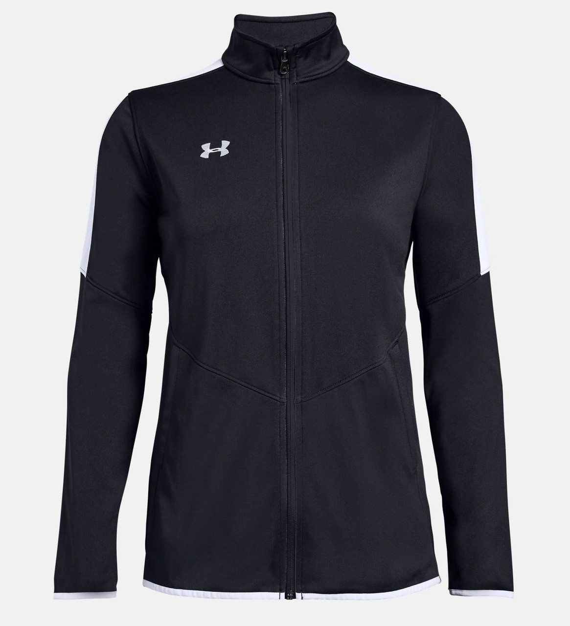 UA Women's Rival Knit Jacket- Black