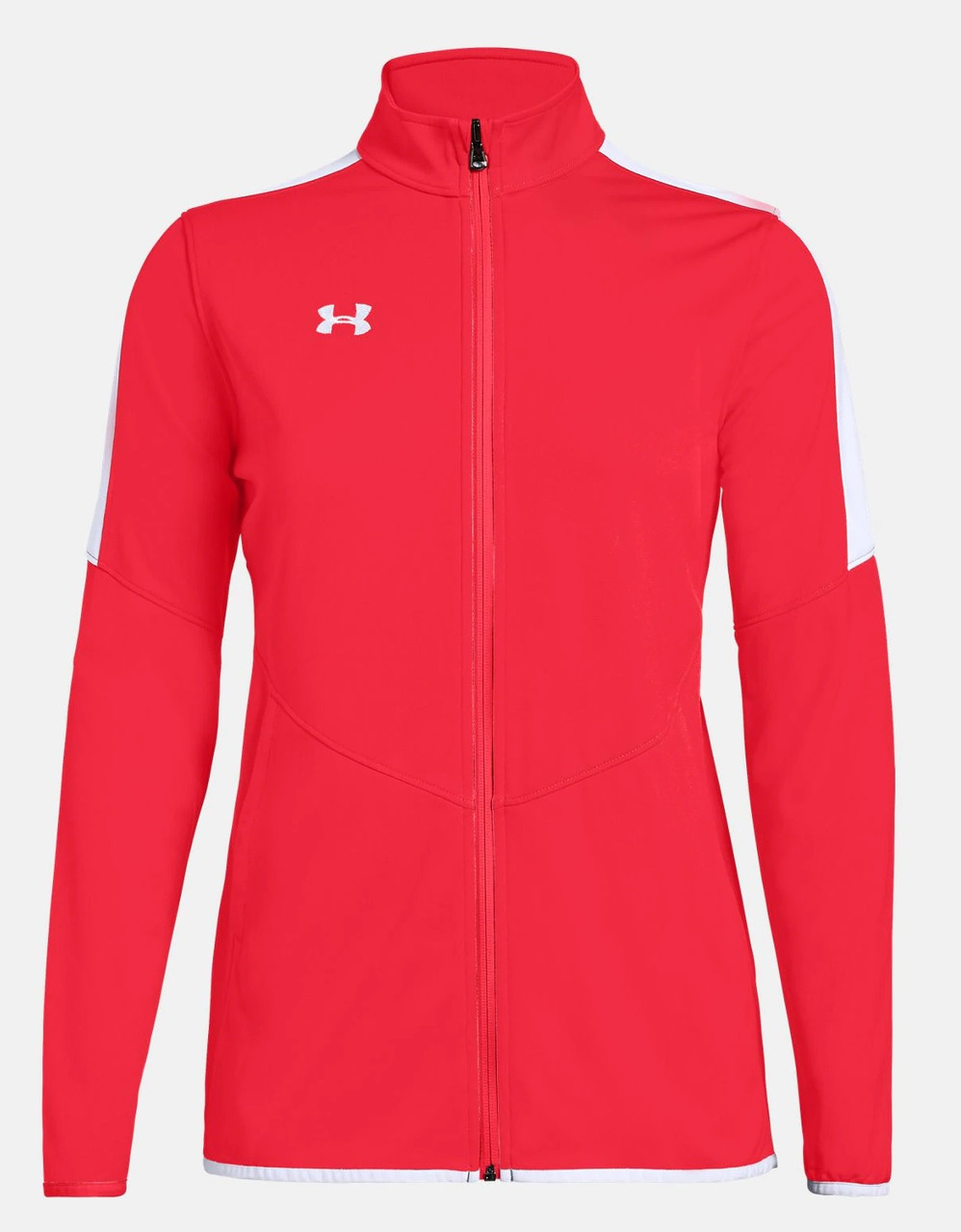 UA Women's Rival Knit Jacket- Red