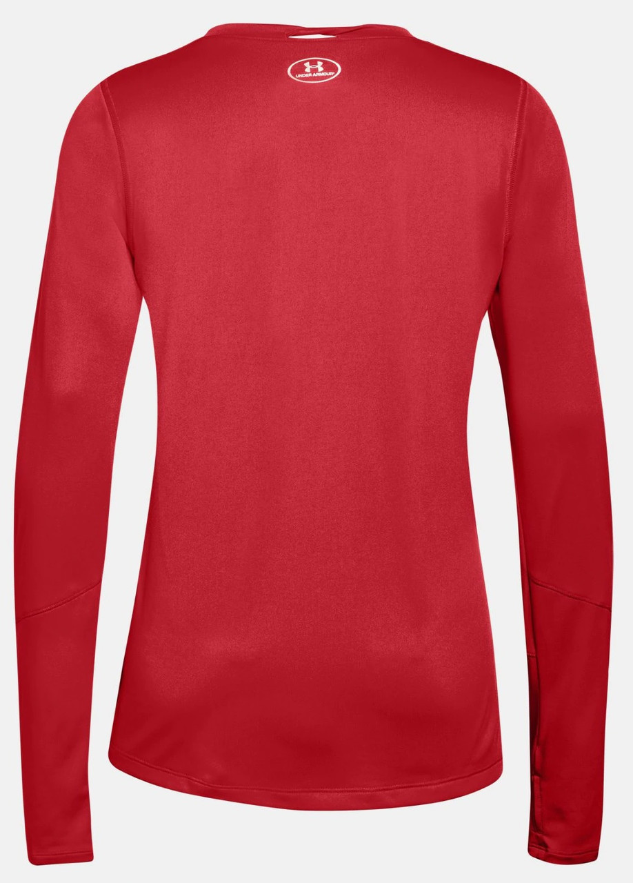 UA Women's LS Locker T-Back