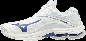 Mizuno Men's Wave Lightning Z6- White/Navy