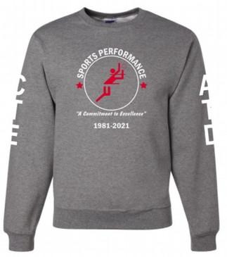 2020-21 SPVB Girls' Practice Sweatshirt