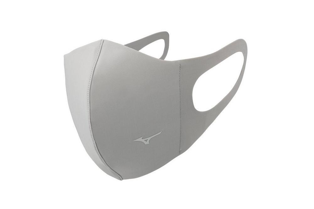 Mizuno Face Cover- Grey