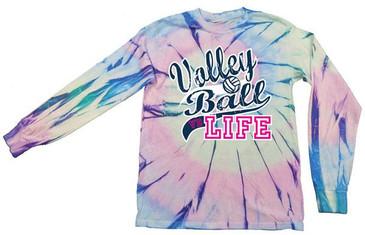 Tie Dye VB Life LS