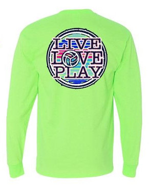 Live Love Play LS