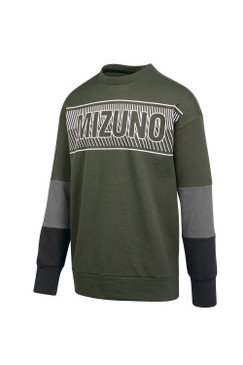 MZ1 Toyko Fleece Crew