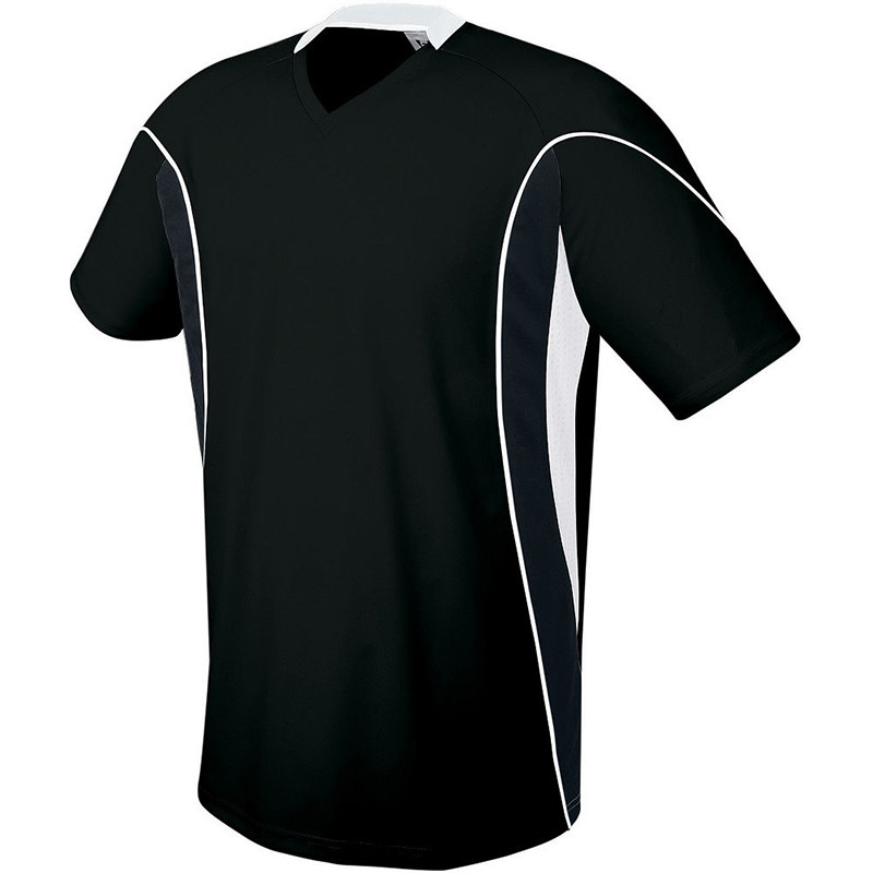 High Five Men's Helix Jersey - Black
