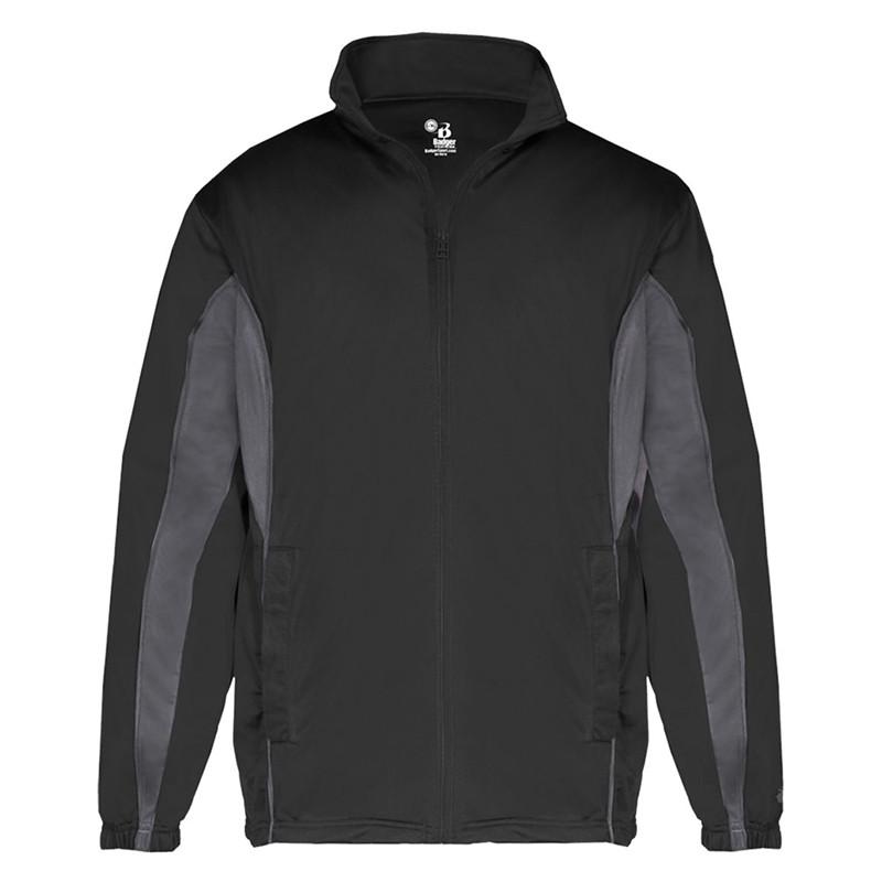 Badger Men's Drive Jacket - Black