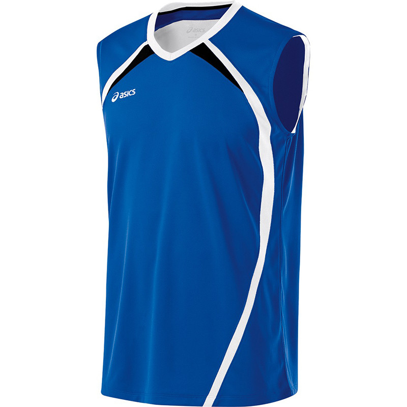 Asics Men's Tyson Sleveless Jersey - Royal