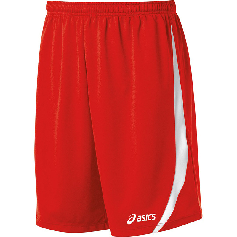 Asics Men's Bomba Shorts - Red
