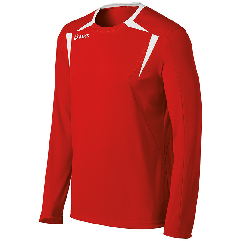 Asics Men's Centerline Jersey - Red