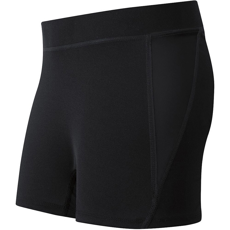 High Five Women's Side Insert Shorts - Black