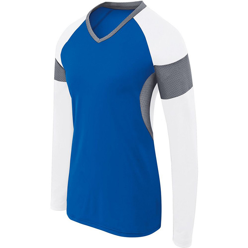 High Five Women's Raptor Jersey - Royal