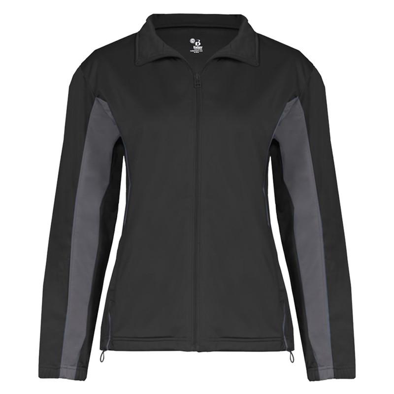 Badger Women's Drive Jacket - Black