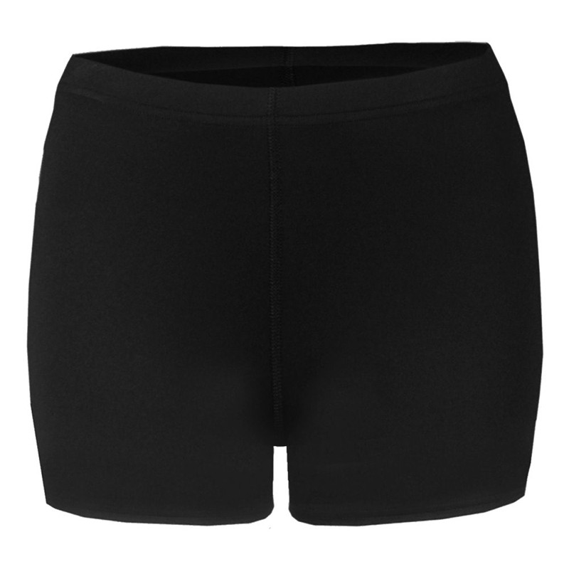 Badger Women's B-Fit Compression 2.5-Inch Shorts - Black