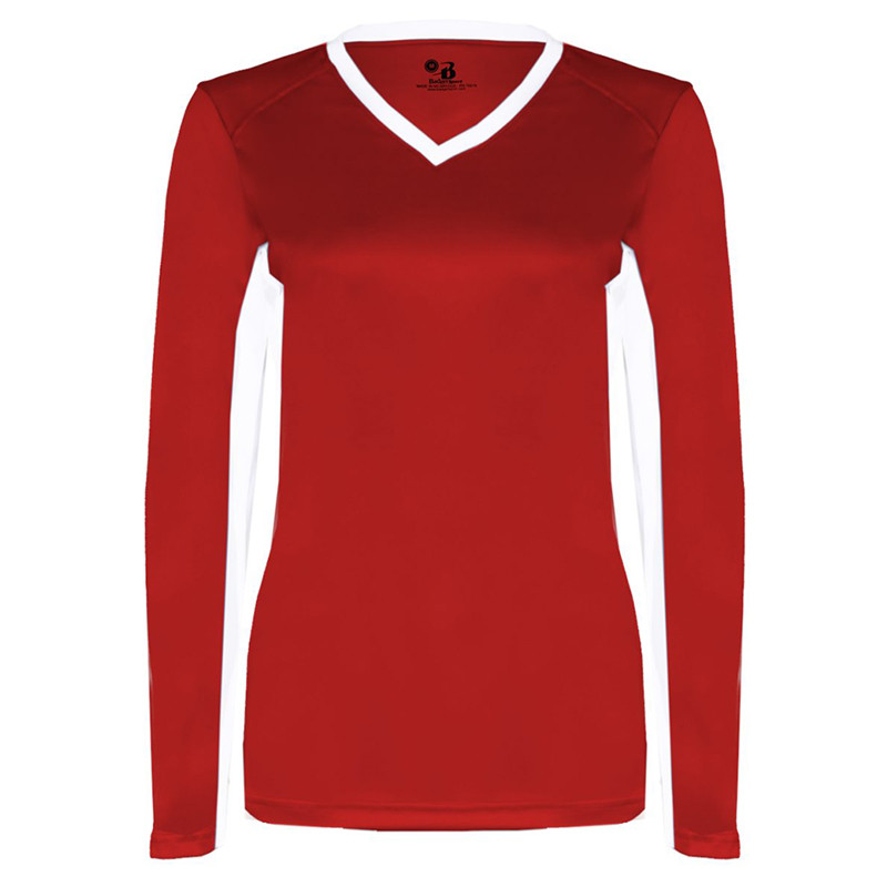 Badger Women's Dig Jersey - Red