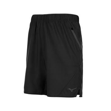 "Mizuno Men's Alpha 9"" Short- Black"