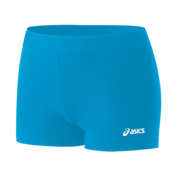 Asics Women's Low-Cut Shorts - Atomic Blue